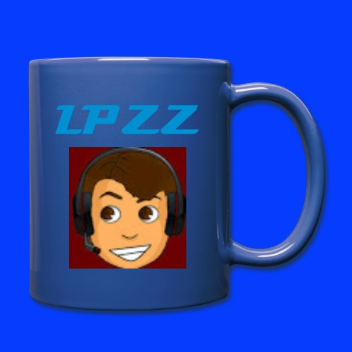 Logan Playzz mug - Full Colour Mug