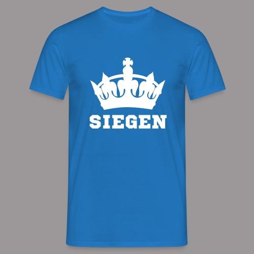 Männer T-Shirt - Krone Siegen - Männer T-Shirt