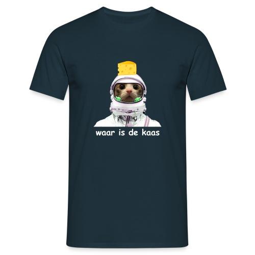 Zwokbor mannen shirt - Mannen T-shirt