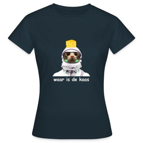 Zwokbor vrouwen shirt - Vrouwen T-shirt