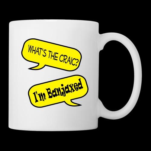 Whats the Craic, Im Banjaxed - Mug