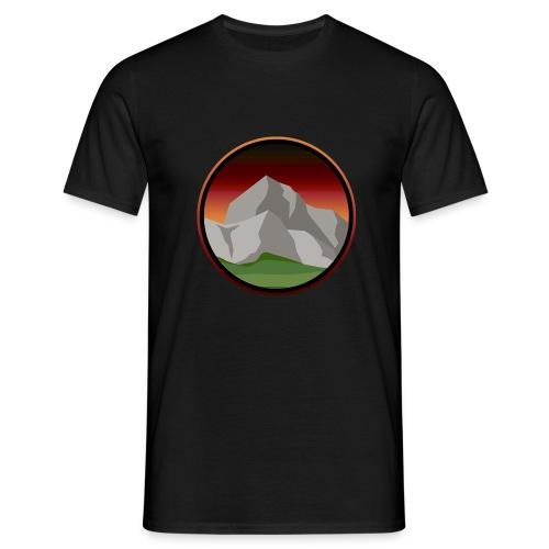 MOUNTAIN SHIRT - Herre-T-shirt