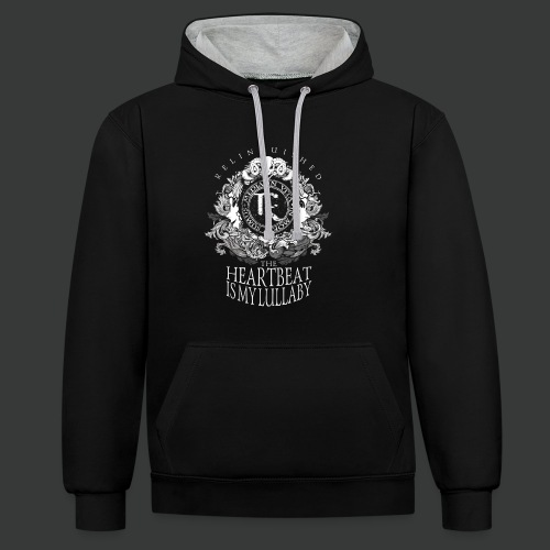Relinquished - Lullaby - Kontrast-Hoodie
