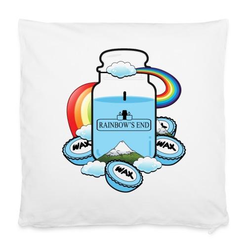 RAINBOW'S END - Pillowcase 40 x 40 cm