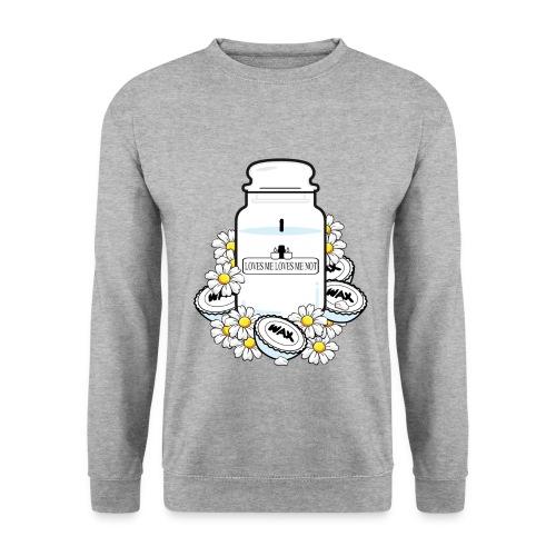 LOVES ME - Men's Sweatshirt