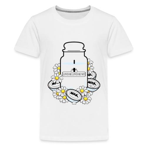 LOVES ME - Teenage Premium T-Shirt