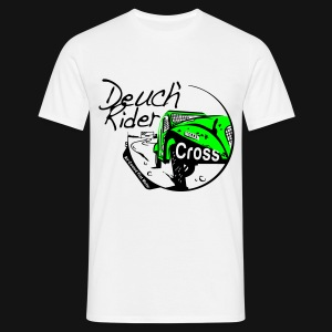 Deuch' rider cross 2C - T-shirt Homme