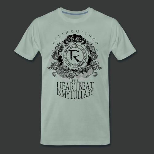 Relinquished - Heartbeat Lullaby (versch. Shirtfarben) - Männer Premium T-Shirt
