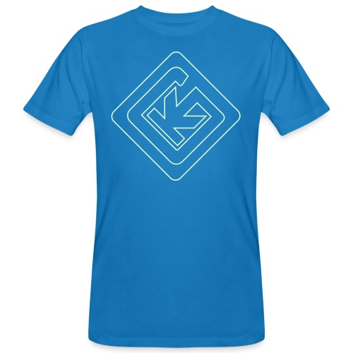 KG Shirt - Glow in the dark - Männer Bio-T-Shirt