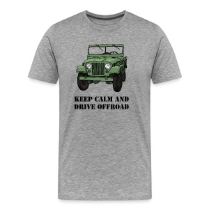 Keep Calm - Männer Premium T-Shirt