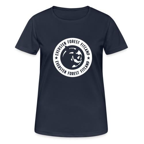 Eversten Forest Fitcamp Trainings-T-Shirt (Frauen) - Frauen T-Shirt atmungsaktiv