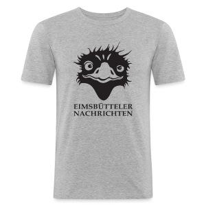 EMU EN slim fit (m) einfarbig - Männer Slim Fit T-Shirt