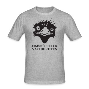 EMU EN slim fit (m) einfarbig - Männer Slim Fit T-Shirt