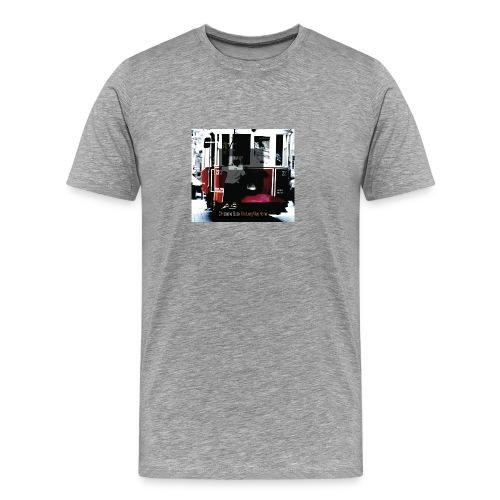 The long way home man T-shirt - Men's Premium T-Shirt