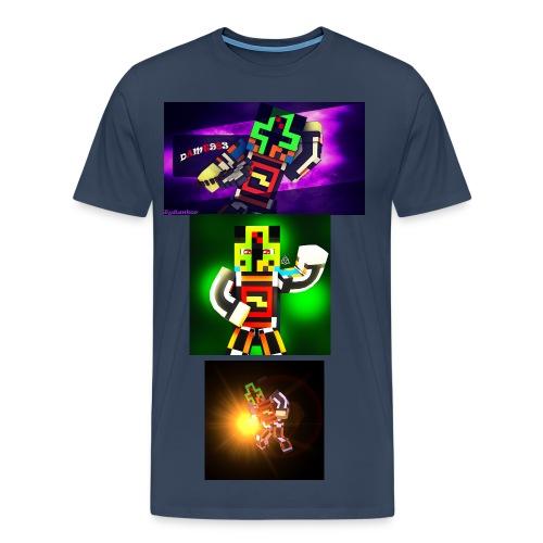 Damteate! - Men's Premium T-Shirt