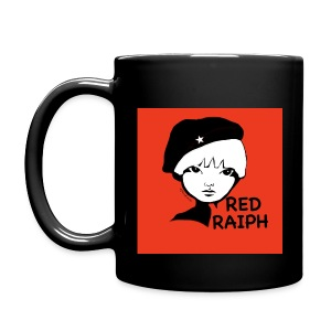 Red Raiph Mug - Full Colour Mug