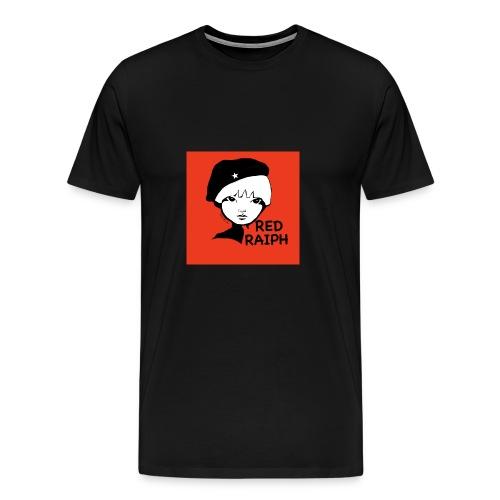 Red Red Raiph Tap - Men's Premium T-Shirt
