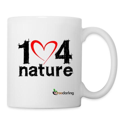 One heart for nature - Tasse! - Tasse