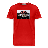 T-Shirts ~ Men's Premium T-Shirt ~ San Fran Coffee