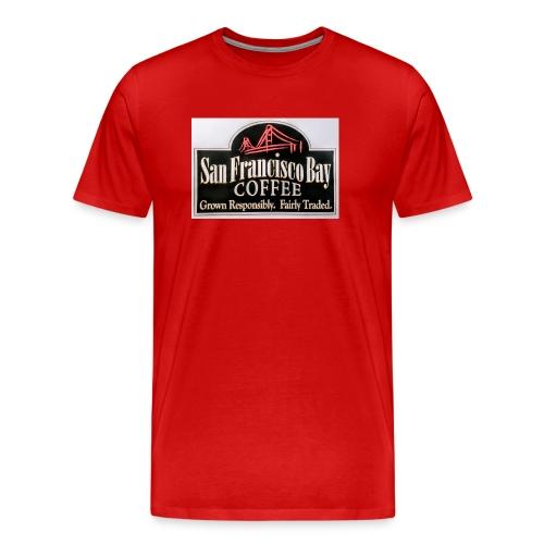 San Fran Coffee - Men's Premium T-Shirt