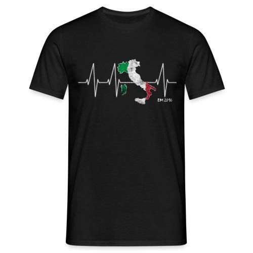 Heartbeazz EM - Männer T-Shirt