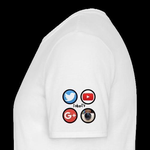 FakerTV Maskenman - Männer - Männer T-Shirt