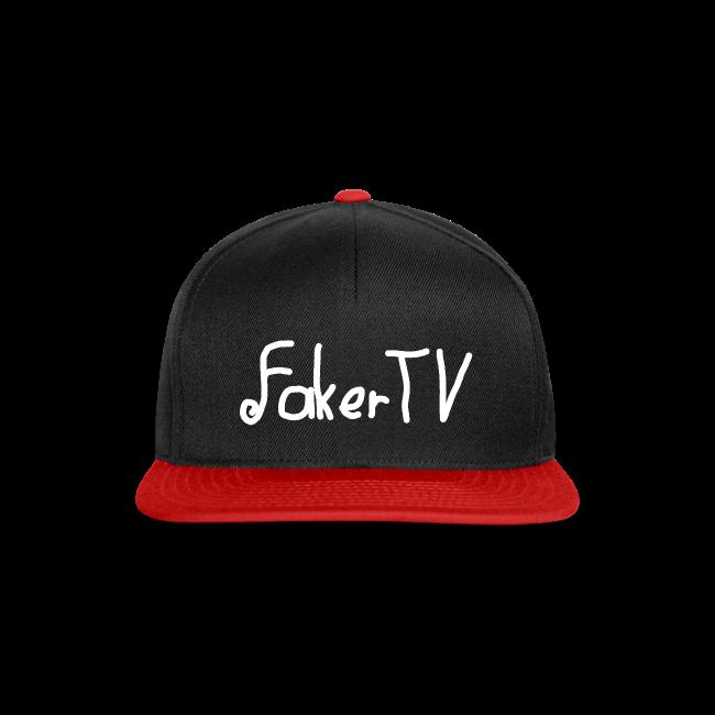 FakerTV Unterschrift - Snapback