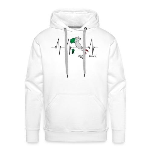 Heartbeazz EM - Männer Premium Hoodie