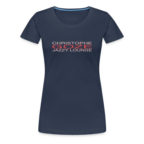 Jazzy Lounge Woman T-shirt - Women's Premium T-Shirt