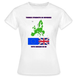 Remain in EU - Women's T-Shirt
