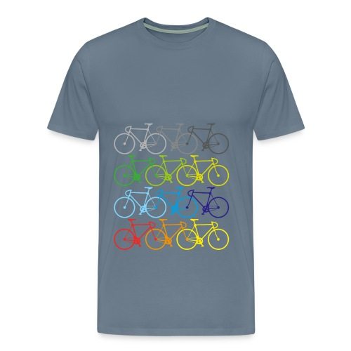 T-Shirt Bike - Männer Premium T-Shirt