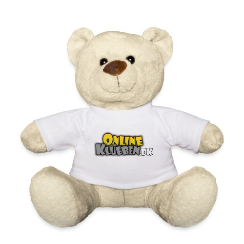 Klubben´s Mascot BrumBassen - Teddybjørn