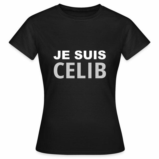 T-Shirt Femme JE SUIS CELIB