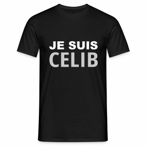 T-Shirt Homme JE SUIS CELIB - T-shirt Homme