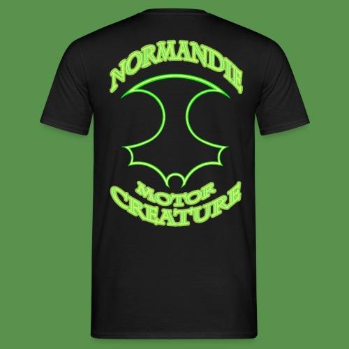 standard t shirt normandie motor creature - T-shirt Homme