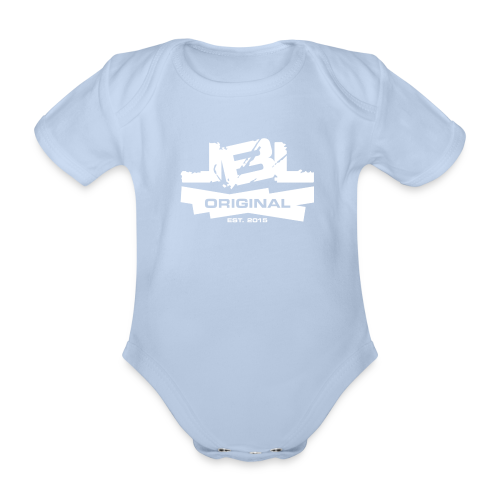 LBL Body Shortsleeve - Organic Short-sleeved Baby Bodysuit