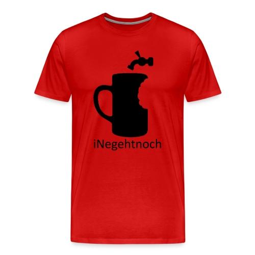 Eine geht noch T-Shirt - Männer Premium T-Shirt