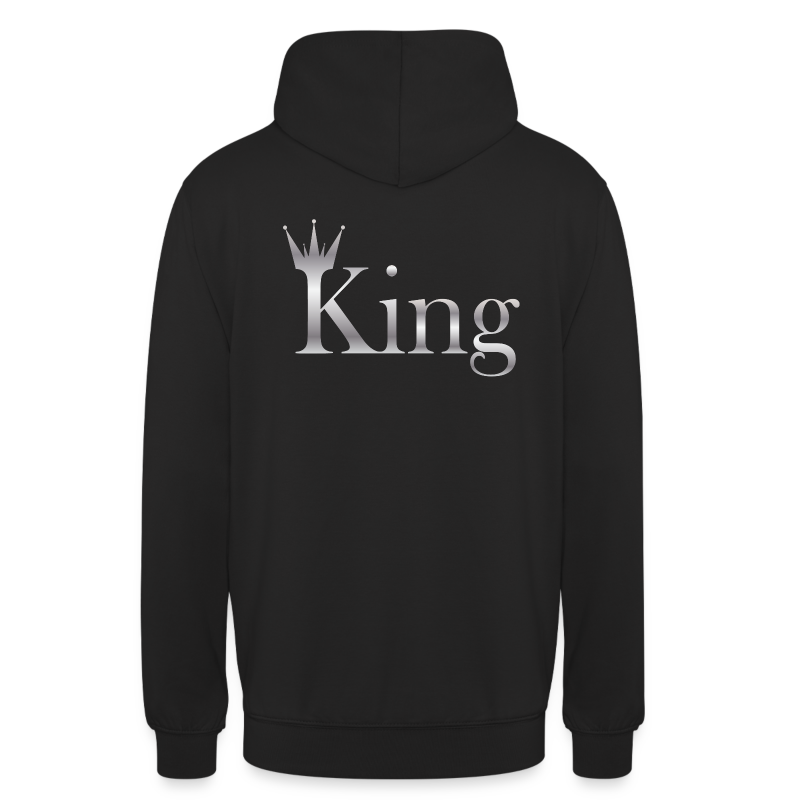 crown-king - Unisex-hettegenser
