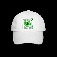 Caps & Hats ~ Baseball Cap ~ I Love Cats - Baseball Cap