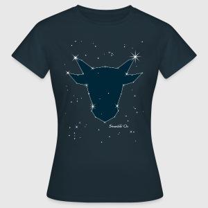 T-Shirt Damen – Sternbild Ox - Frauen T-Shirt