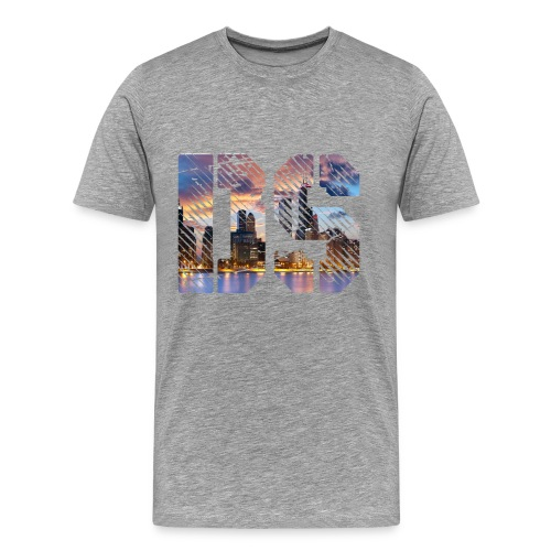 David Scruples - Premium T-Shirt  | Man - Männer Premium T-Shirt