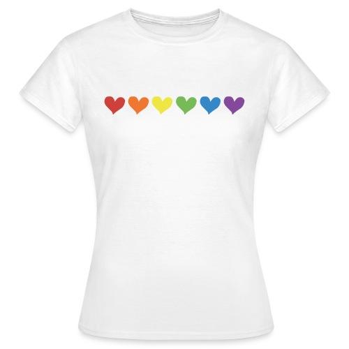 Pride Love - Women's Tee - Women's T-Shirt
