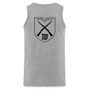 Tank-Top | Wappen 5./WBTL - Männer Premium Tank Top