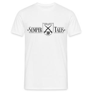 T-Shirt - Semper Talis 5. Kompanie - Männer T-Shirt