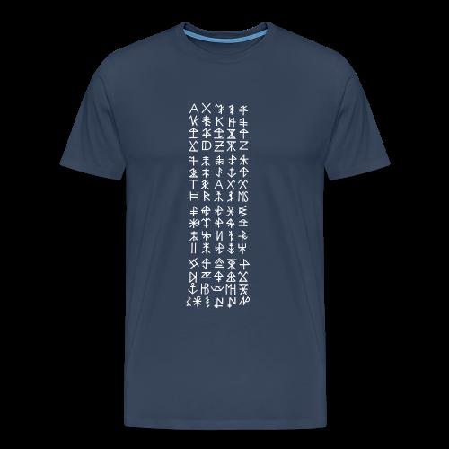 Markenprodukt - Männer Premium T-Shirt