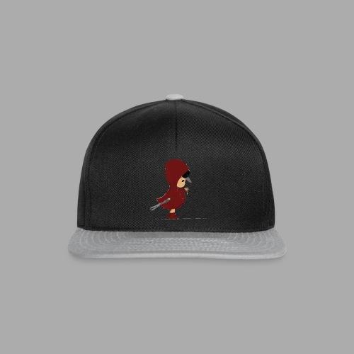 MyHeroJay - Snapback (Schwarz/Grau) - Snapback Cap