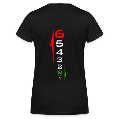 GEAR - Shirt | Ladies - Frauen Bio-T-Shirt mit V-Ausschnitt von Stanley & Stella