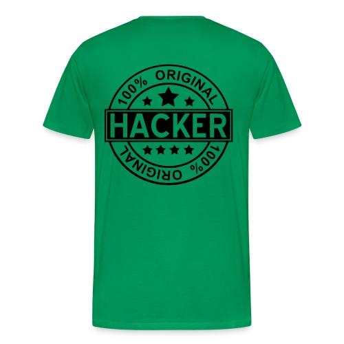 shirt bytimhacks - Männer Premium T-Shirt