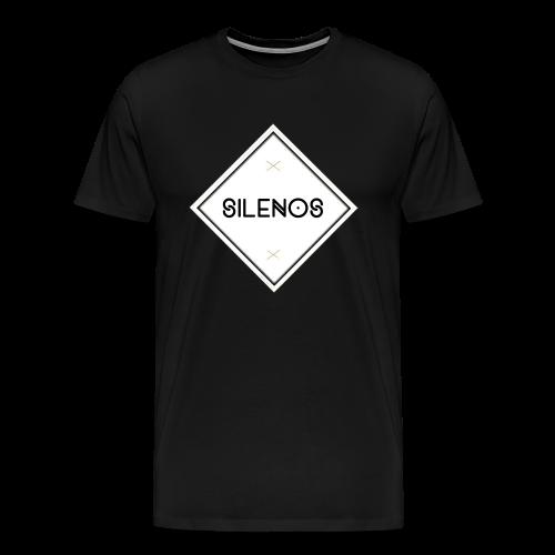 B&W Shirt Silenos - Männer Premium T-Shirt