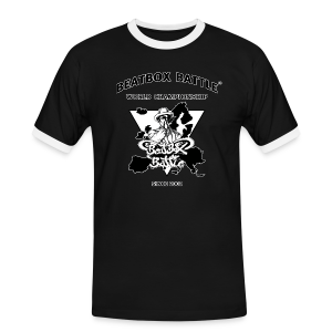 Beatbox Battle World Championship - Classic - Men's Ringer Shirt
